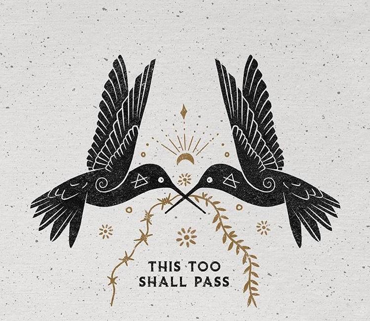 This too shall pass - Lunita Episode 6 Quarantine Edition