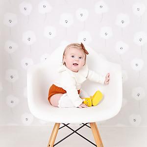 Baby Eva (6 months)