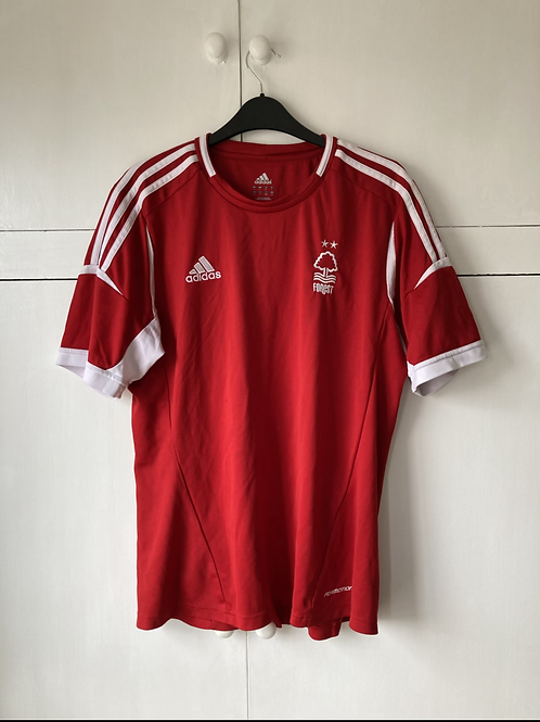 2013-14 NOTTINGHAM FOREST HOME SHIRT (EXCELLENT) L