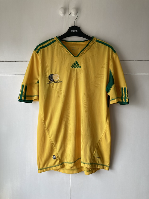 2009-11 SOUTH AFRICA HOME SHIRT (VERY GOOD) S