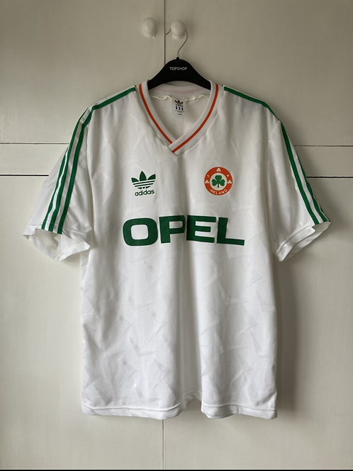 1990-92 IRELAND AWAY SHIRT (EXCELLENT) XL