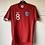 Thumbnail: 2010-11 ENGLAND AWAY SHIRT LAMPARD #8 (EXCELLENT) LADIES SIZE 10