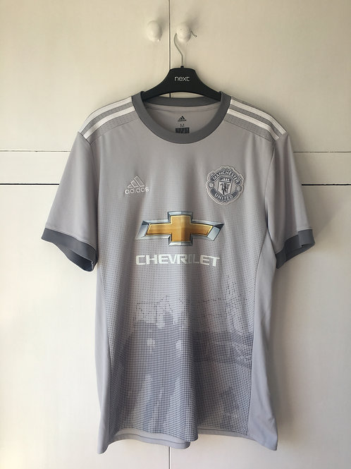2017-18 MANCHESTER UNITED THIRD SHIRT (EXCELLENT) M