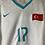 Thumbnail: 2007-08 TURKEY AWAY SHIRT (VERY GOOD) XS *Reproduction*
