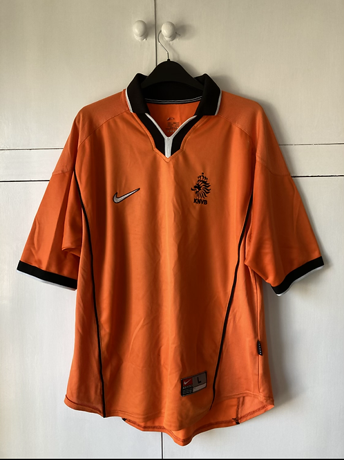 1998-00 Holland Home Shirt (Very Good) L