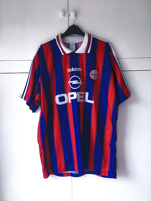 1996-97 Bayern Munich Home Shirt Rizzitelli #20 (Good) XL