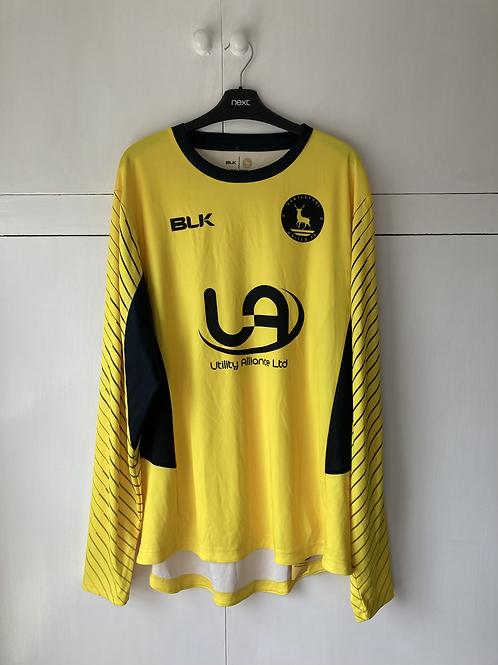 2019-20 Hartlepool Utd GK Shirt (Excellent) XXL