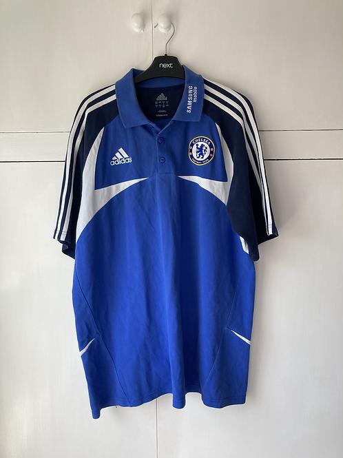 2006-07 Chelsea Polo T-Shirt (GOOD) XL