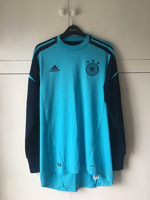 2012-14 Germany GK Shirt (Excellent) M