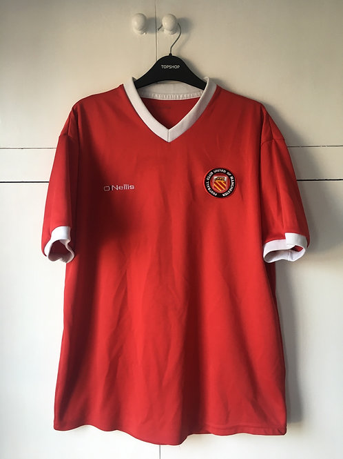 2013-15 FC United of Manchester Home Shirt (Excellent) L