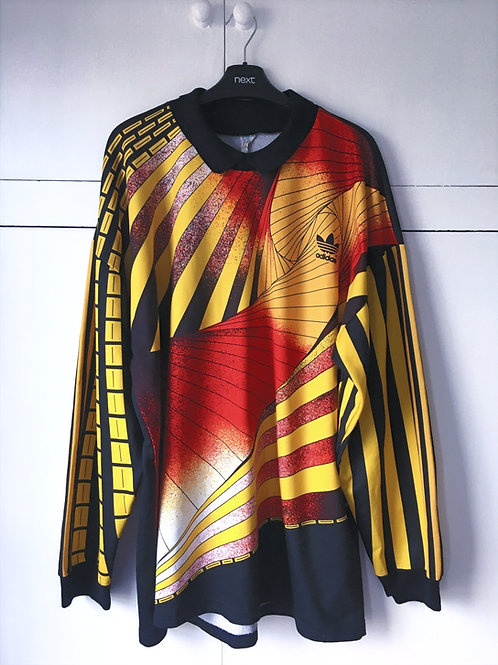 1991-93 Adidas GK Shirt (West Germany) #1 (Excellent) XL