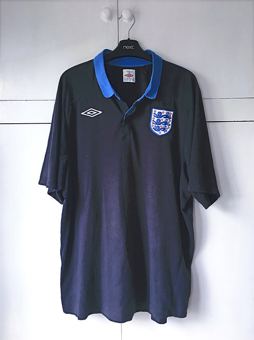2011-12 England Away Shirt (Good) XXL
