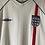Thumbnail: 2001-03 ENGLAND HOME SHIRT (GOOD) XL