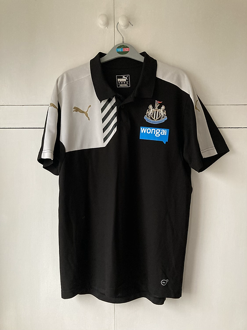 2014-15 NEWCASTLE TRAINING SHIRT (EXCELLENT) L