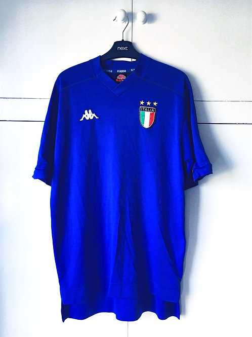 1998-99 Italy Home Shirt (Excellent) XL