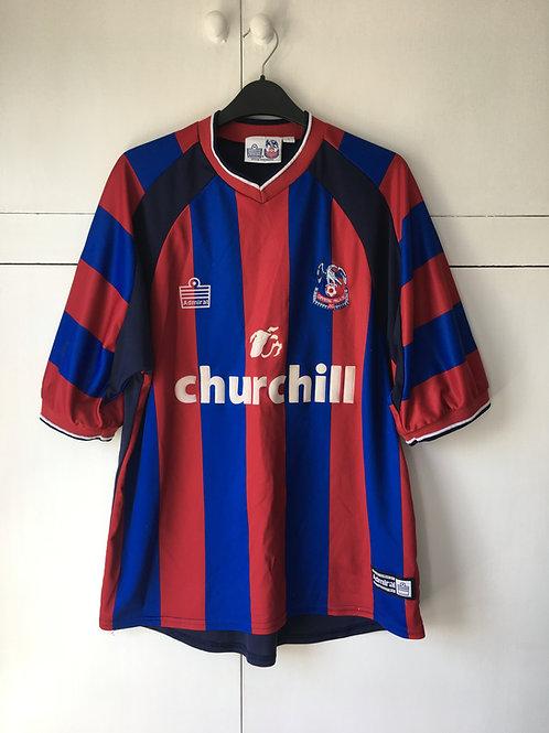 2003-04 Crystal Palace Home Shirt (Good) L