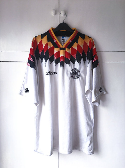 1994-96 Germany Home Shirt (Excellent) XL