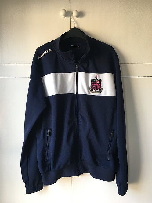 2017-18 Dulwich Hamlet Track Jacket (Excellent) XL