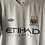Thumbnail: 2010-11 MANCHESTER CITY UMBRO TRAINING T-SHIRT (EXCELLENT) L