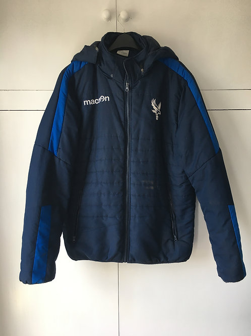 2016-17 Crystal Palace Macron Training Coat (Very Good) L