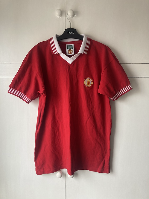 1970-80's Manchester United Replica Home Shirt (Excellent) M