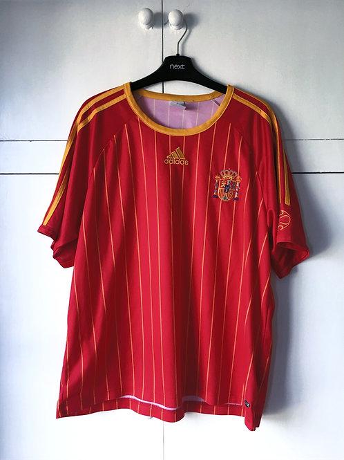 2006-08 Spain Home Shirt (Excellent) XL