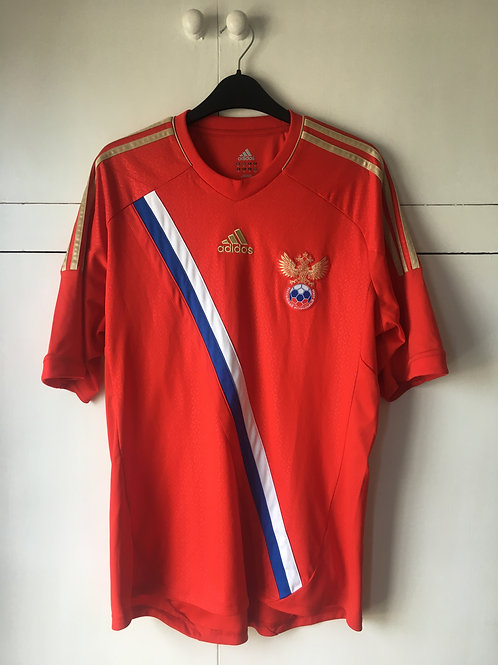 2011-13 Russia Home Shirt (Excellent) M