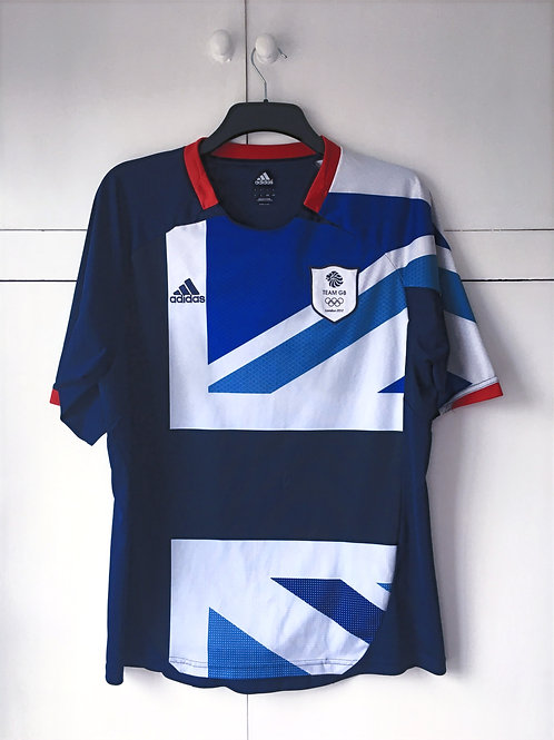2012 Team GB Olympic Home Shirt (Excellent) L