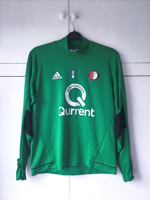 2017-18 Feyenoord Adidas Training Top (Excellent) L