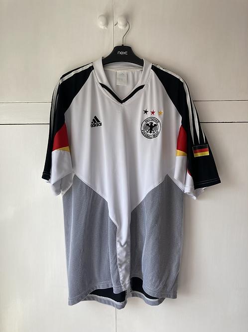 2004-05 Germany Home Shirt (Good) XL