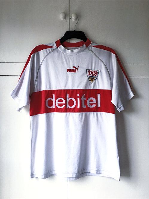 2004-05 Stuttgart Home Shirt (Fair) L
