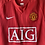 Thumbnail: 2007-09 Manchester United Home Shirt (Excellent) S