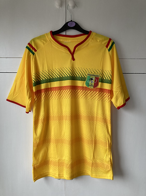 2015 MALI AFRICA CUP OF NATIONS HOME SHIRT (VERY GOOD) M *REPRODUCTION*