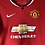 Thumbnail: 2014-15 MANCHESTER UNITED HOME SHIRT (VERY GOOD) Large Boys