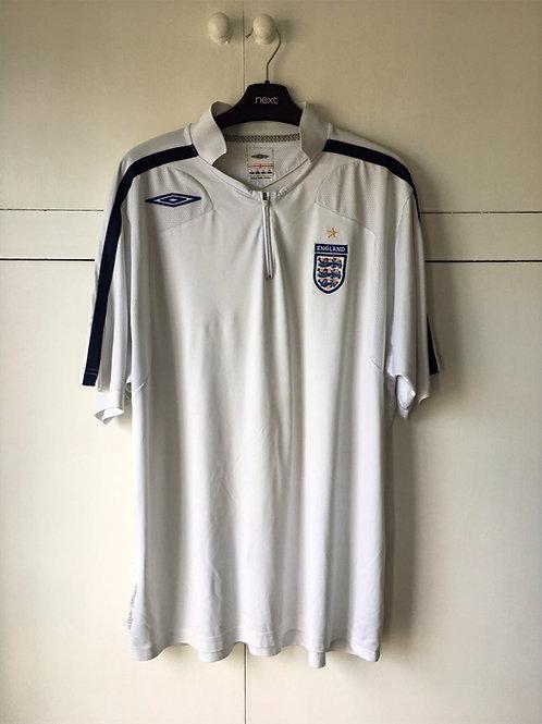 2008-09 England Umbro Training Shirt (Very Good) XL