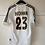 Thumbnail: 2003-04 Real Madrid Home Shirt Beckham #23 (Good) S