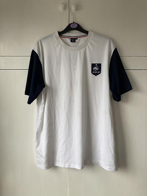 2018 France Fans T-Shirt (Excellent) XXL