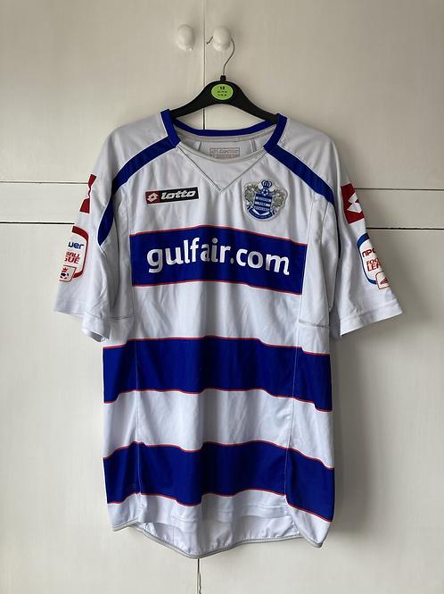 2010-11 QPR Home Shirt (Fair) L