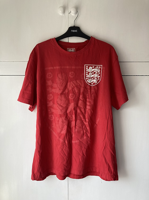 2018 ENGLAND SUPPORTERS T-SHIRT (EXCELLENT) L