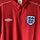 Thumbnail: 2010-11 ENGLAND UMBRO TRAINING SHIRT (EXCELLENT) L