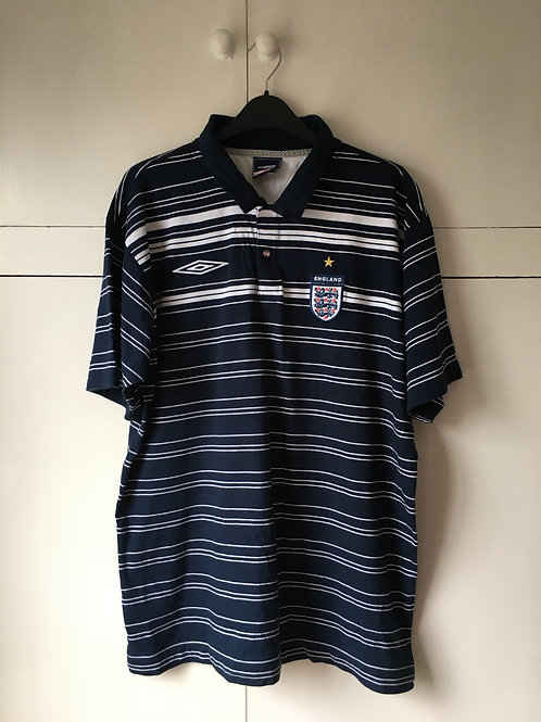 2004-05 England Umbro Training Shirt (Excellent) XL