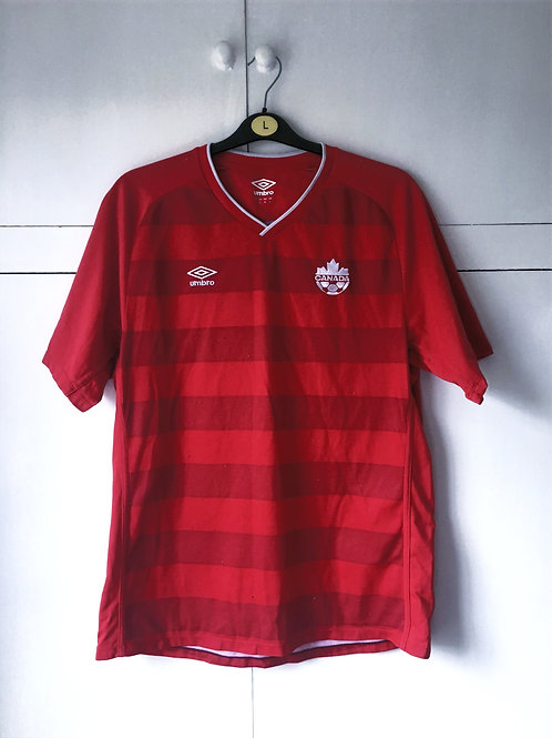 2014-15 Canada Home Shirt (Very Good) L