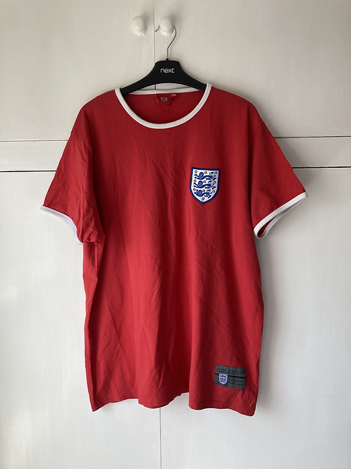 2018 England Supporters T-Shirt (Excellent) XXL