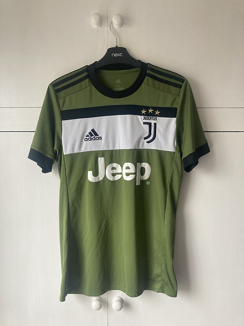 2017-18 Juventus Third Shirt (Very Good) XS