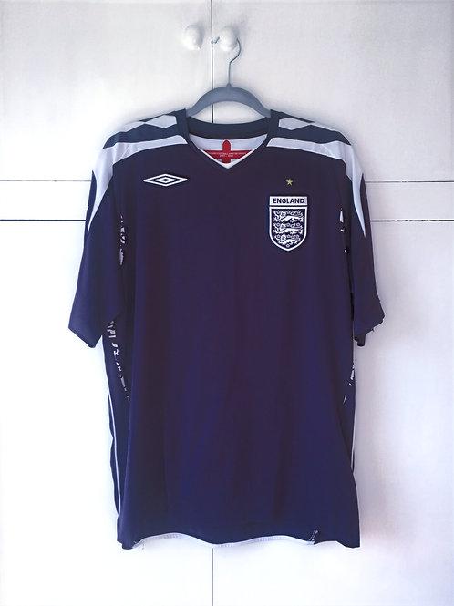 2007-09 England Goalkeeper Shirt (Excellent) XL