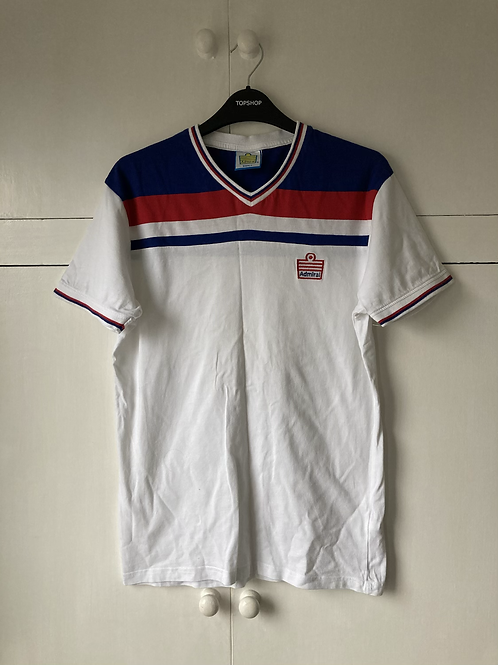 1980-83 ENGLAND HOME SHIRT *TEMPLATE* ADMIRAL (EXCELLENT) S