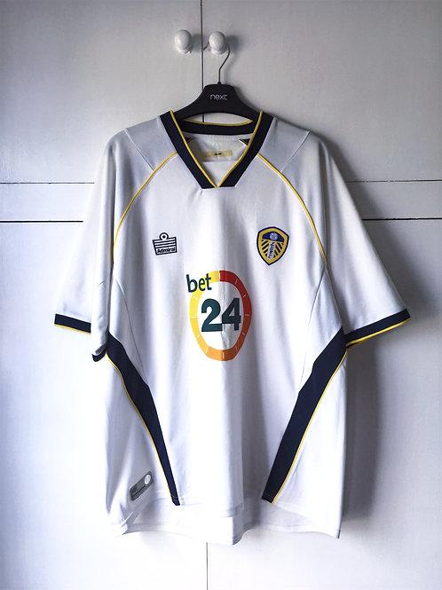 2006-07 Leeds United Home Shirt (Good) XL