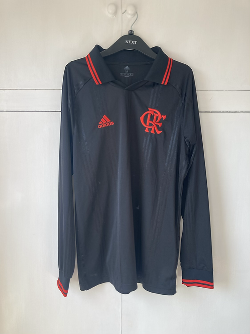 2016-17 Flamengo Third Shirt L/S (Excellent) M