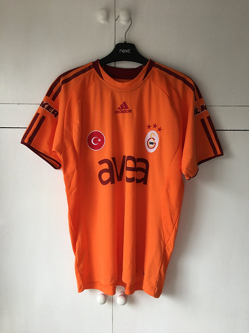 2008-09 Galatasaray Fourth Shirt (Excellent) S *Reproduction*