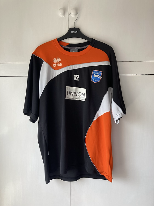 2008-09 Brighton Training Shirt #12 (Good) XL